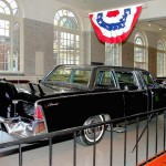 1961 Lincoln Presidential Bubble Top Parade Limousine Kennedy Assasinated Nov. 1963 rvr (H Ford Museum) CL